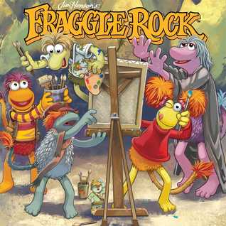Book Cover: Fraggle Rock Graphic Novel #1