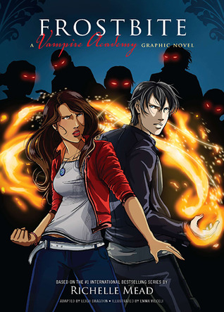 Book Cover: Frostbite: The Graphic Novel