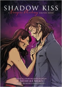 Book Cover: Shadow Kiss: A Graphic Novel