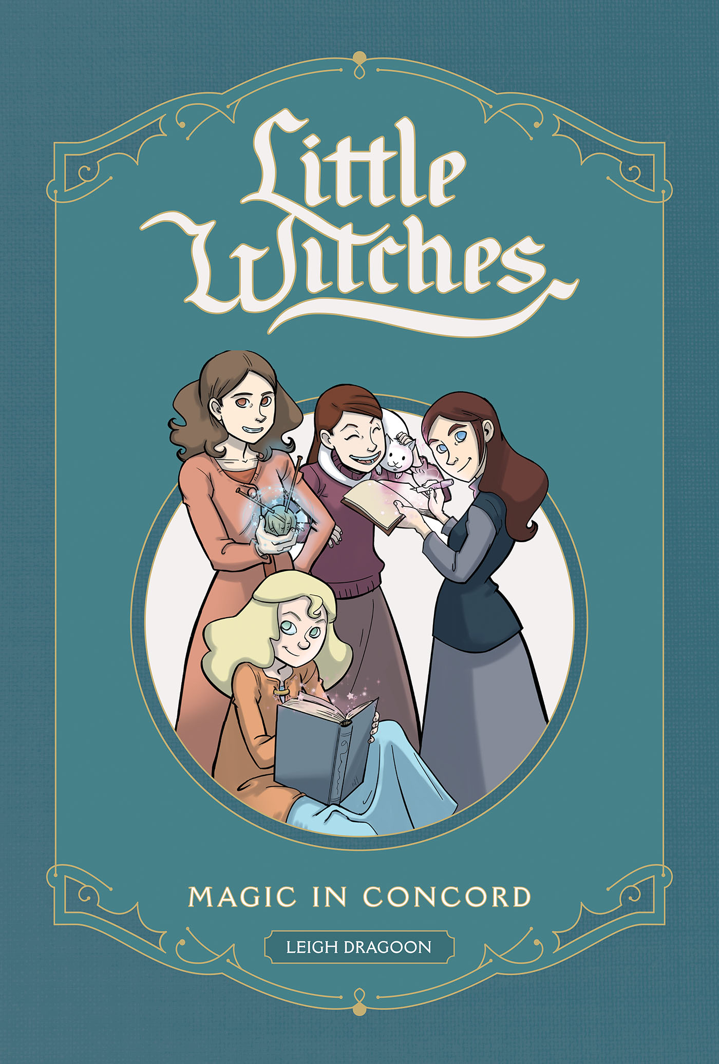 Little Witches Cover Image