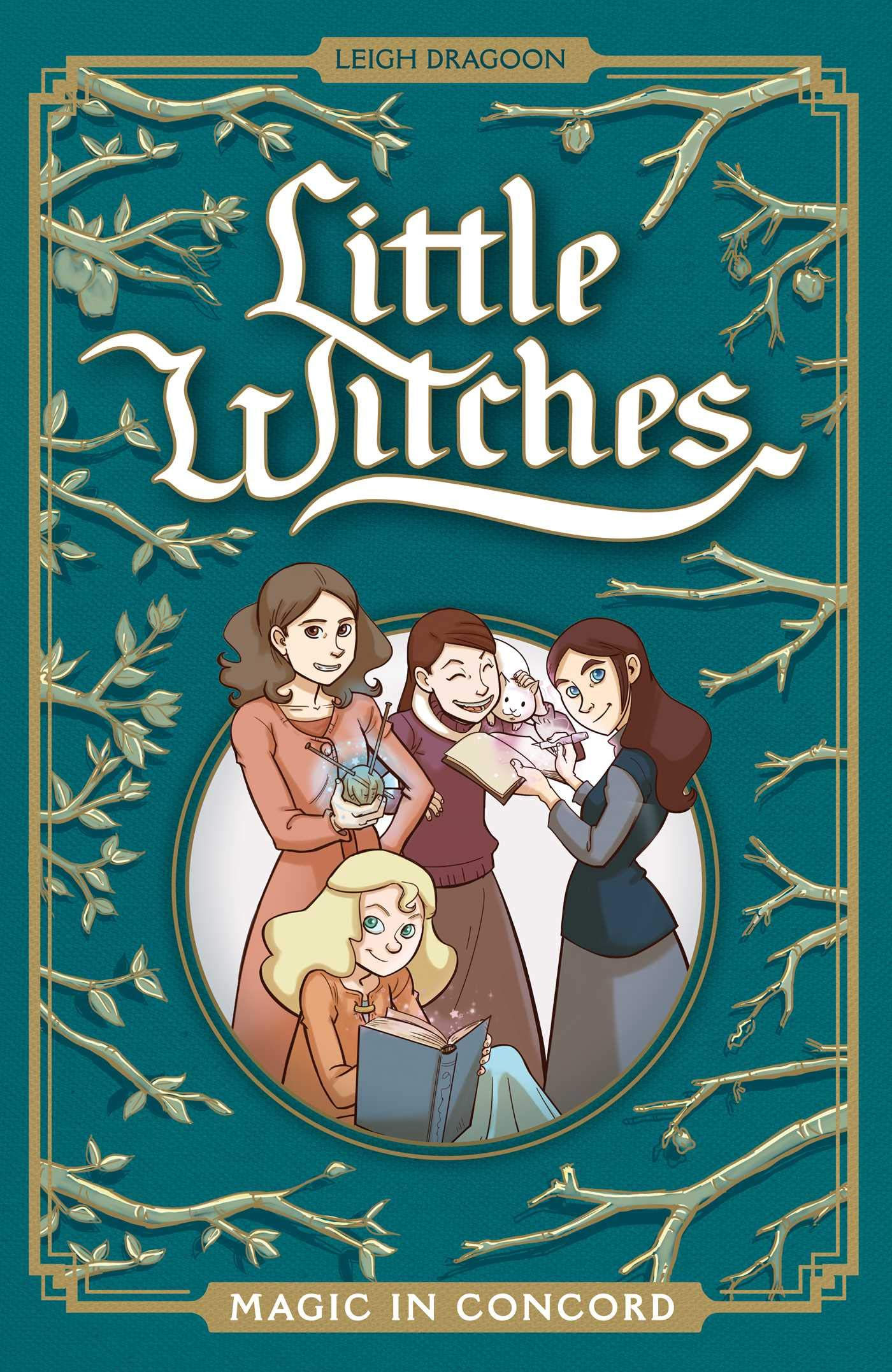 Little Witches V1 Cover