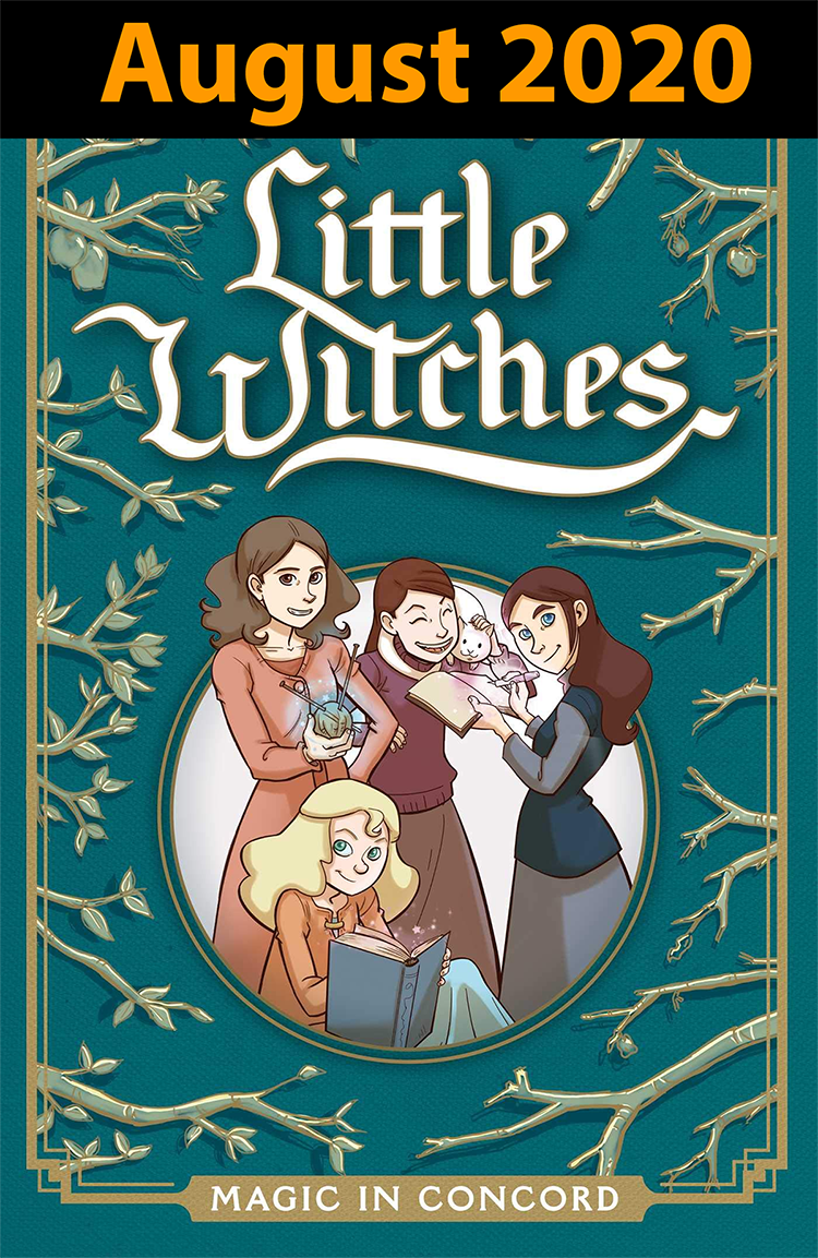 Book Cover: Little Witches: Magic in Concord