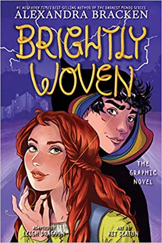 Book Cover: Brightly Woven - GN Adaptation