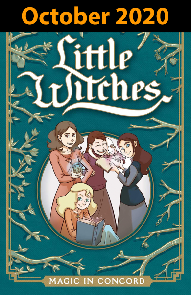 Little Witches October 13 2020 Release Date